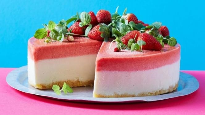Торты йогуртовые
