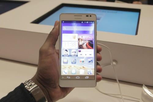 huawei готовит новый смартфон высокого класса