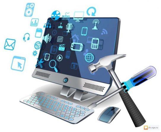профессиональный ремонт компьютерной техники