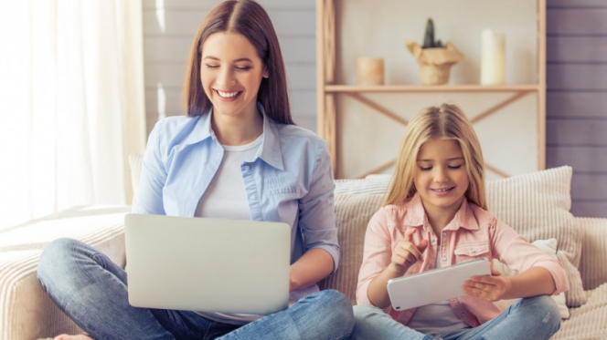 Мамы - блоггеры
