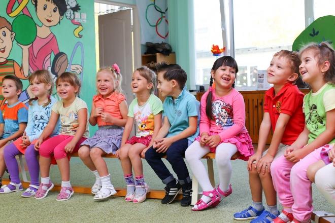психологічні переваги дитячого садка