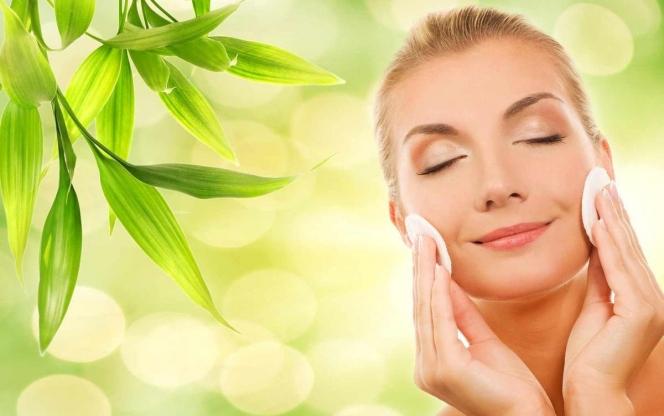 догляд за шкірою обличчя — Очищення