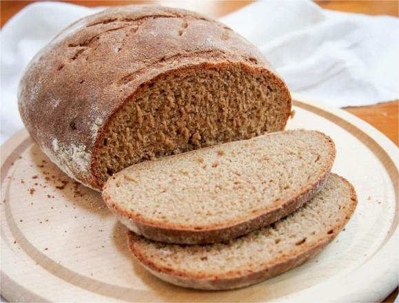 Як приготувати пряний хліб