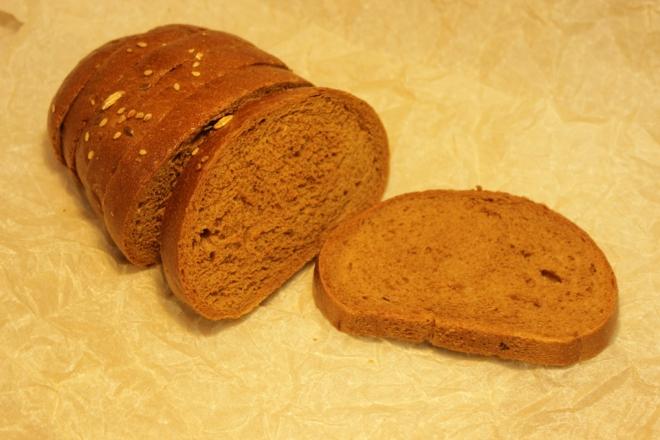 свіжий домашній хліб