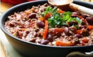 Як правильно готувати чилі кон карне