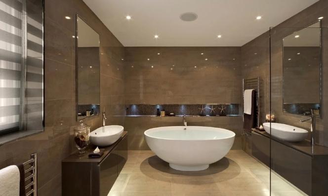 Як зробити інтер'єр ванної кімнати цікавішим