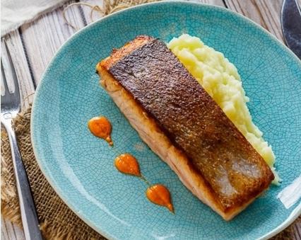 Ідеальне філе лосося — рецепт приготування