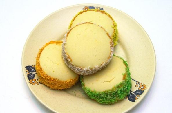 Печиво Альфахорес. Як приготувати
