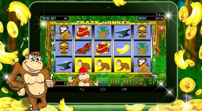 Crazy Monkey — грайте онлайн у казино Elslots!