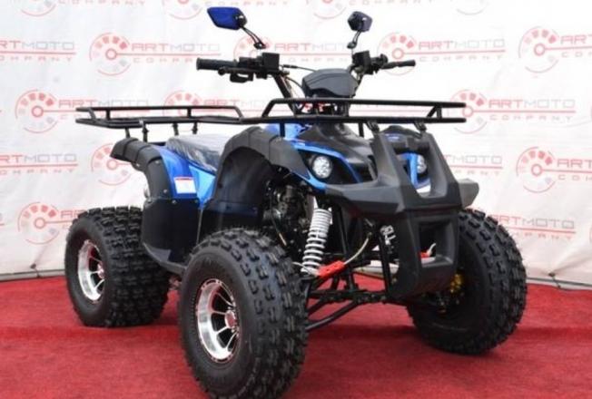 Квадроцикл COMMAN ATV 125 XT-N. Що потрібно знати про цю модель та де її де купити?