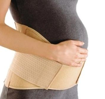 Где заказать и когда начинать носить бандаж для беременных?