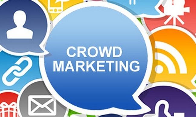 Крауд-маркетинг — революционное новшество в привлечения целевых посетителей!