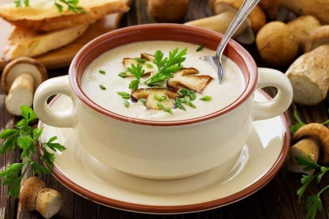 Як приготувати правильний крем-суп?