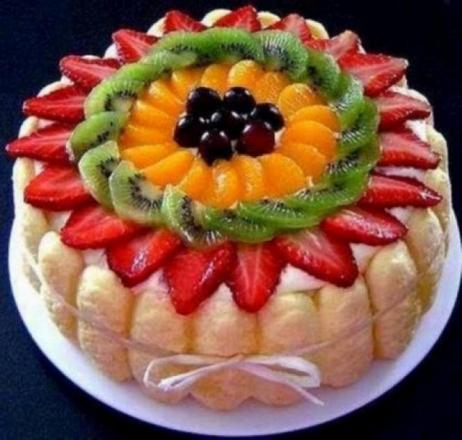Як прикрасити торт?