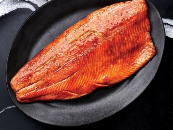 Як Коптити Рибу?